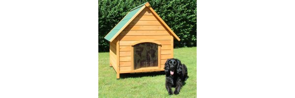 Hundehütte & Boxen