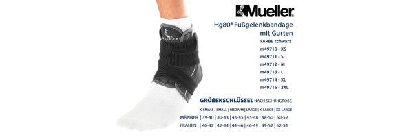 Kniebandagen / Stützen