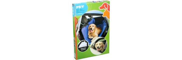 Reiseutensilien für Hunde