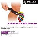 MUELLER Knieband universal,  Blau / Inhalt 1 Stück