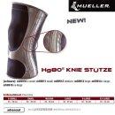 MUELLER Hg80 Knie Stütze,  XS / Inhalt 1 Stück