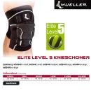 MUELLER Elite Level 5 Knieschoner,  L / Inhalt 1 Stück