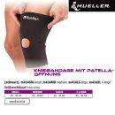 MUELLER Kniebandage mit Patellaöffnung,  S / Inhalt...