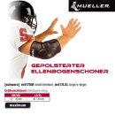 MUELLER Gepolsterter Ellenbogenschoner,  S/M / Inhalt 1...