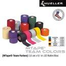 MUELLER MTAPE Team Colors,  Orange / Inhalt 1 Stück