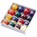 MF Ballsatz Pool,  57,2 mm / Inhalt 1 Stück