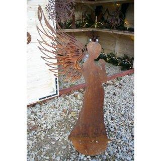 Engel mit Flügel 3D klein
