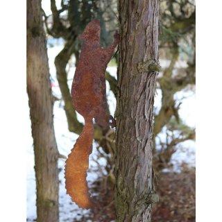 Eichhörnchen Edelrost für Holz