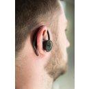 Ohrhörer True bluetooth 8,3 cm ABS schwarz 3-teilig