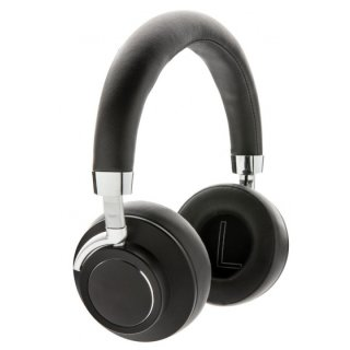 Kopfhörer Ariabluetooth ABS/PU/alu schwarz 3-teilig