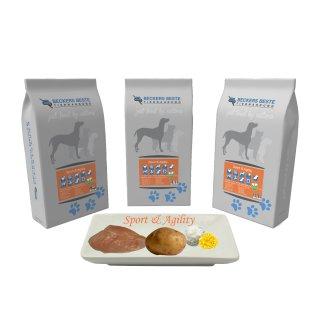 Beckers - Beste Premium Hundefutter Sport & Agility 15 kg
