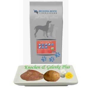 Beckers - Beste Premium Hundefutter Knochen & Gelenke PLUS 15kg
