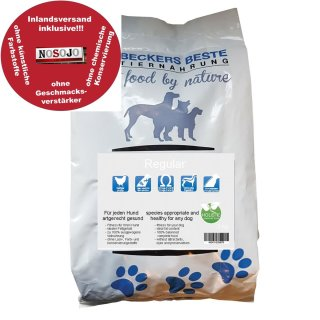 Beckers - Beste Premium Hundefutter Regular 3 kg