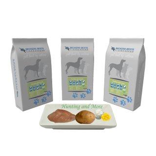 Beckers - Beste Premium Hundefutter Hunting & More 3 kg