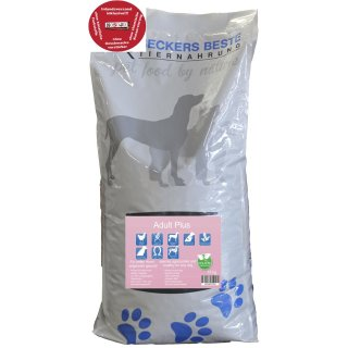 Beckers Premium Hundefutter Adult PLUS 15kg