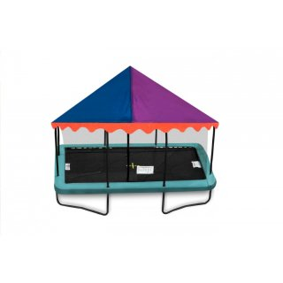 Vordach Zirkuszelt für Trampolin 1,83 x 2,74 Meter