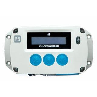 ChickenGuard © Premium, automatische Steuerung für Hühnerklappen