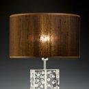 Lampenschirme rund 40 x 20 cm