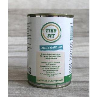 TierFit Ente & Gans pur
