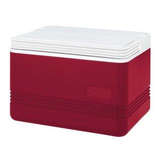 Kühlbox legend 12passiv 8 liter rot