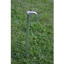 Erdanker / Erdspiese 55 cm Set 4/6/8 Stück Verzinkt