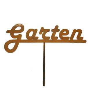 Gartenstecker Garten