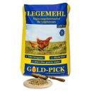 Legemehl GVO frei, Hühnerfutter, 20kg,