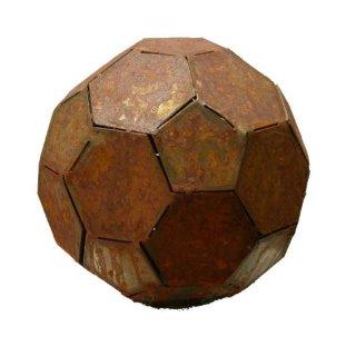 Edelrost Ball Fussball
