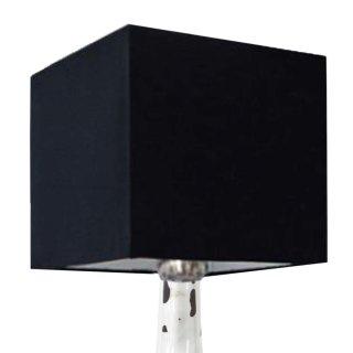 Schwarz 30x30x30cm