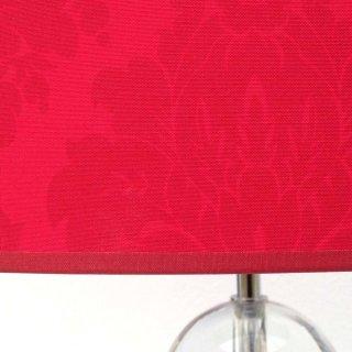 Rot gemustert Ø 40cm, 20cm Höhe