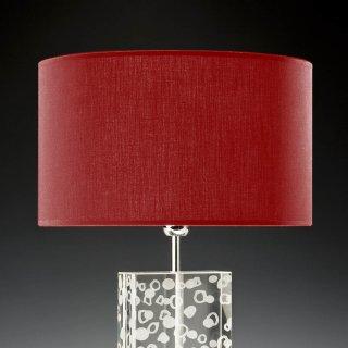 Rot Ø 40cm, 20cm Höhe