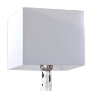 Weiß 18x18x18cm